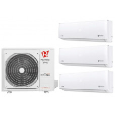 Мульти сплит-система ROYAL CLIMA PRESTIGIO EU INVERTER RCI-PM09HN/3RFM-21HN/OUT
